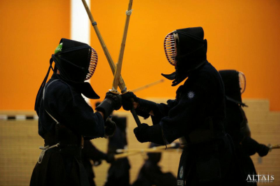 Abteilung Kendo